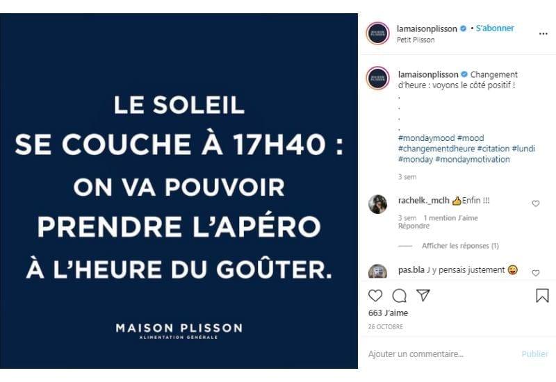 humour instagram restaurant conseils